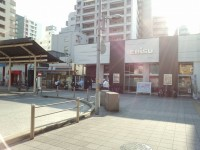 阪神西宮駅南出口ロータリー付近